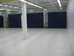 Фальшпол в электрощитовой Jansen Products